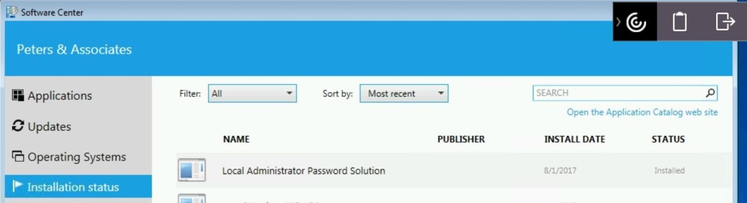 get administrator password powershell