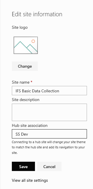 What are SharePoint Hub Sites? - Peters & Associates